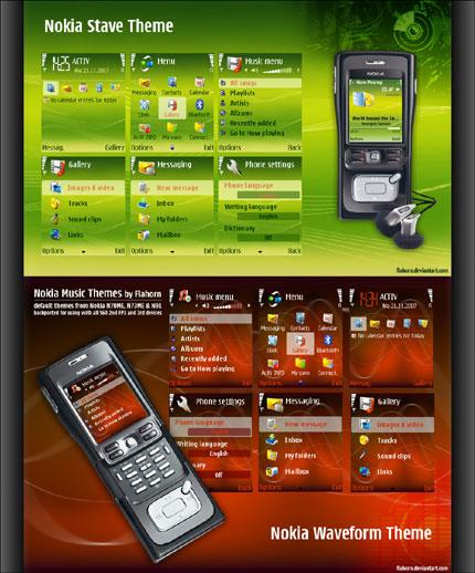 Free Download Nokia Themes